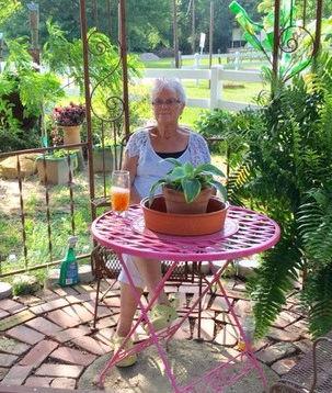 Peggy's column - relaxing with a glass of tea