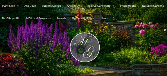 Master Gardener net home page
