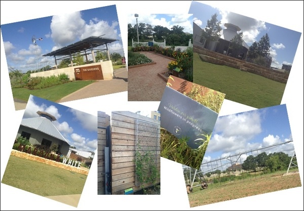 The Gardens collage 2
