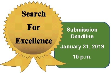 Search for Excellence awards