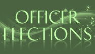 Officer Elections banner